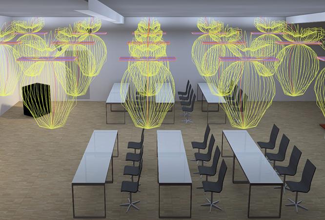 Návrhy a výpočty osvětlení