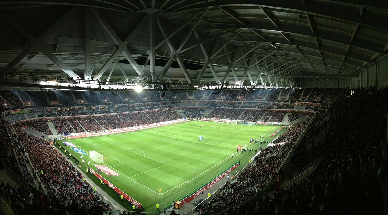 Osvětlení sportoviště | ENVIspot