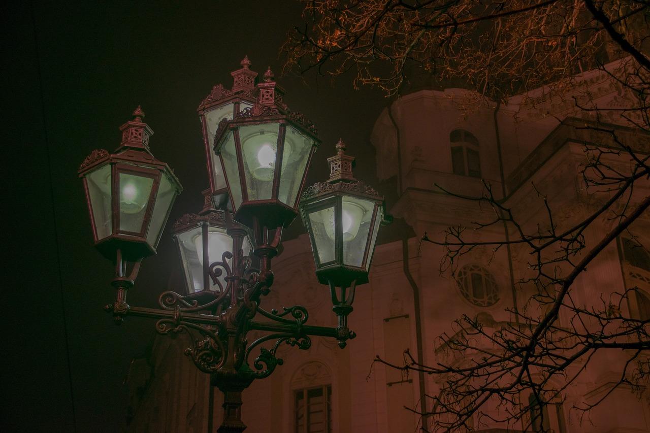 Návrh chytrého veřejného osvětlení | ENVIspot