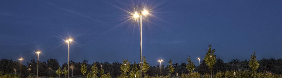 Veřejné osvětlení   ENVIspot